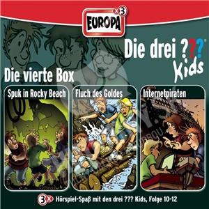 Die Drei ??? Kids - 04: 3er Box Folgen 10-12 od 22,38 €