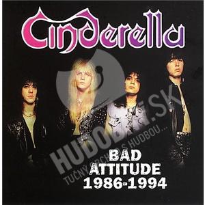 Cinderella - Bad Attitude 1986-94 od 19,99 €