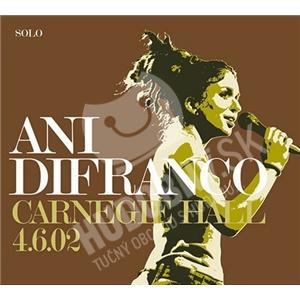 Ani DiFranco - Carnegie Hall 4.6.02 od 18,64 €