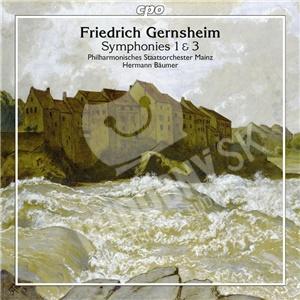 Friedrich Gernsheim - Symphonies Nr. 1 & 3 od 26,76 €