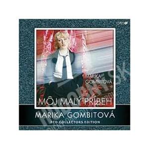 Marika Gombitová - Môj malý príbeh [R] [2CD]/CE od 9,99 €