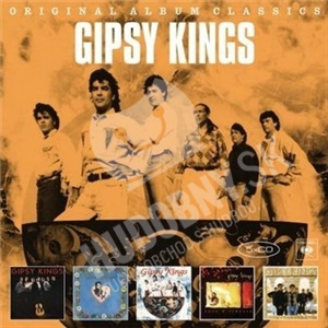 The Gipsy Kings - Original Album Classics od 27,99 €