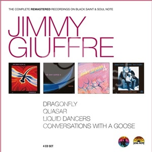 Jimmy Giuffre - Complete Remastered Recordings On Black Saint & Soul Note od 36,21 €
