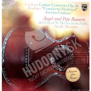 Giuliani, Joaquín Rodrigo - Guitar Concert od 0 €