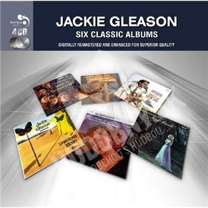 Jackie Gleason - 6 Classic Albums od 10,67 €