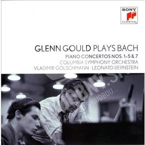 Glenn Gould - Glenn Gould Plays Bach: Piano Concertos Nos. 1-5 & 7 od 7,99 €