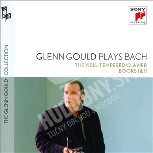 Glenn Gould - Glenn Gould Plays Bach: The Well Tempered Clavier Books I & II od 9,98 €