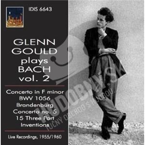 Glenn Gould - Glenn Gould plays Bach, Vol. 2 od 30,50 €