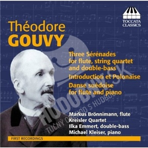 Theodore Gouvy - Serenades for Flute and Strings od 21,15 €