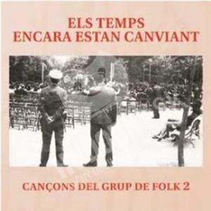 Grup de Folk - Els temps encara.. od 14,68 €
