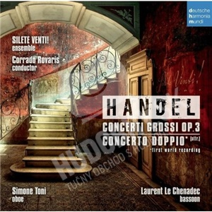 George Frideric Handel - Concerto Grossi Op.3/Conc G.F. od 8,46 €