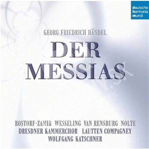 George Frideric Handel - Der Messias od 14,09 €