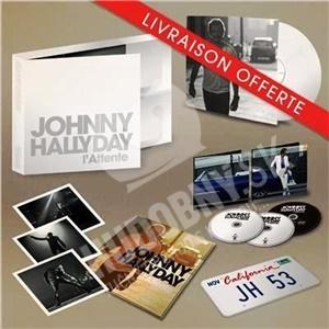 Johnny Hallyday - L'attente -Coll. Ed- 4CD od 118,74 €