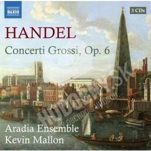 George Frideric Handel - Concerti Grossi, Op. 6 od 23,01 €