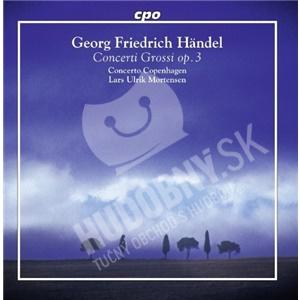 George Frideric Handel - Concerti Grossi Op. 3 od 26,76 €