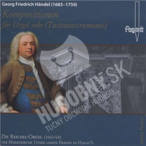 George Frideric Handel - Kompositionen für Orgel od 0 €