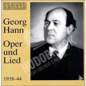 Georg Hann - Oper und Lied, 1938-44 od 0 €