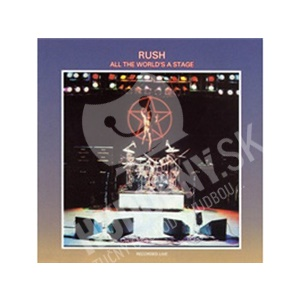 Rush - All The World' s Stage -Live Album [R] od 8,16 €