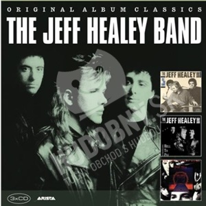 Jeff Healey Band, Jeff Healey - Original Album Classics od 13,45 €