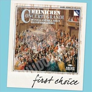 Johann David Heinichen - Concerti Grandi od 9,22 €
