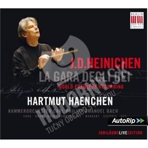 Johann David Heinichen - La Gara degli Dei od 23,01 €