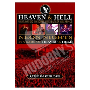 Heaven & Hell - Neon Nights - Live at Wacken od 5,10 €