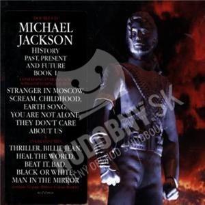 Michael Jacson - HISTORY,PAST,PRESENT & FUTURE od 29,99 €