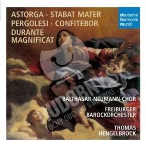Thomas Hengelbrock - Durante, Astorga, Pergolesi - Sacred Works od 8,27 €