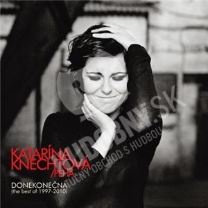 Katarína Knechtová/Peha - DONEKONEČNA...very best of 1997-2010 od 11,69 €