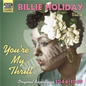 Billie Holiday - You Are My Thrill: Original Recordings 1944 - 1949 od 8,67 €