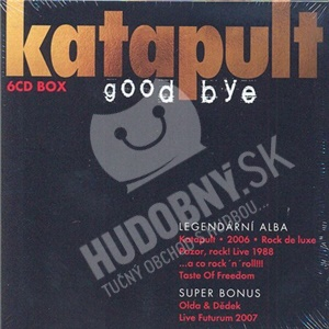 Katapult - GOOD BYE! (KOMPLET 6CD) 78-91+ od 29,99 €