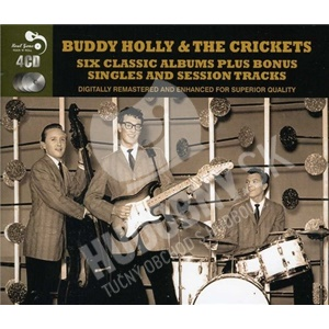 Buddy Holly, The Crickets - 6 Classic Albums Plus od 10,67 €
