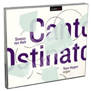 Simeon Ten Holt - Canto Ostinato od 27,28 €