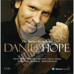 Daniel Hope - The Warner Recordings od 31,54 €