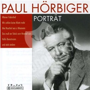 Paul Hoerbiger - Portrait od 0 €