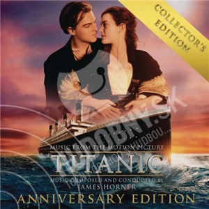 James Horner - Titanic Collector's Edition od 99,99 €