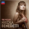 Nicola Benedetti - The Violin