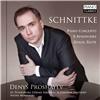 Denis Proshayev - Schnittke - Piano Concerto, 5 Aphorisms, Gogol Suite