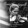 Marie Cantagrill - JS Bach - Sonata No. 1 and Partita No. 1 for Solo Violin