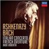 Vladimir Ashkenazy - Italian Concerto, French Overture - Aria Variata