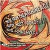 Borusan Istanbul Philharmonic Orchestra, Sascha Goetzel - Prokofiev, Bartók, Schulhoff, Holst & Ravel - Music of the Machine Age