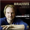 Peter Longworth - Brahms - Klavierstucke, Fantasien & Drei Intermezzi