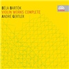 André Gertler - Bartók - Violin Works Complete