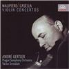 André Gertler, The Prague Symphony Orchestra - Malipiero - Violin Concertos