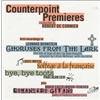 Leonard Bernstein - Counterpoint Premieres