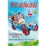 podhradská, čanaky - Spievankovo 4 - Veselá angličtina pre deti (2 DVD)