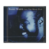 Barry White - Best Of - Let The Music Play
