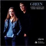 Sophie Karthäuser, Cédric Tiberghien - Green