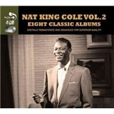 Nat King Cole - 8 Classic Album Vol.2