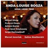 Anda-Louise Bogza - Songs Lieder Písně